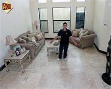 Travertine Installation Fort Lauderdale